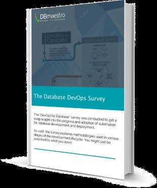 DevOps for the Database 2015 – A DBmaestro Survey.png