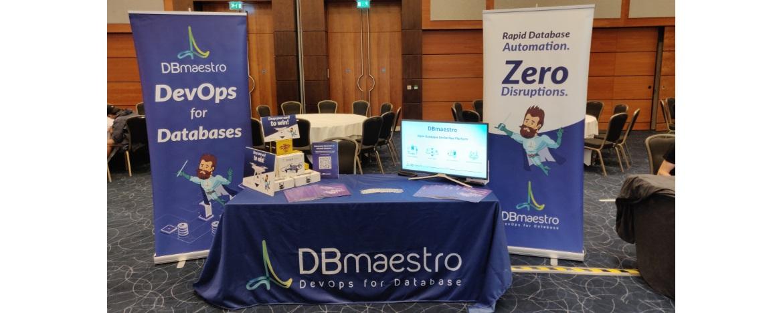 DBmaestro at London DevOps Enterprise Summit 2019