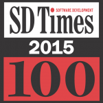DBmaestro was elected to the list of SD Times 100 in 2015